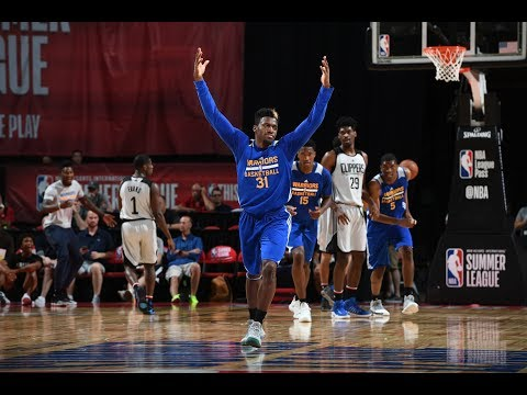 Full Highlights: Golden State Warriors vs Los Angeles Clippers, MGM Resorts NBA Summer League