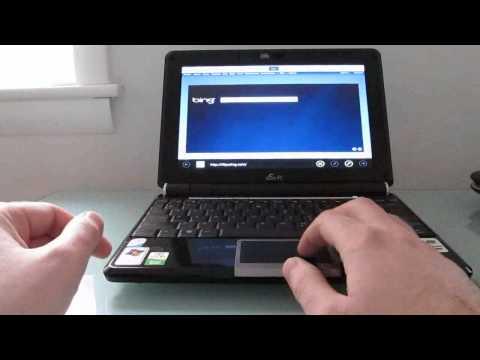 Windows 8 tourne sur l'Eee PC 1000H d'Asus !