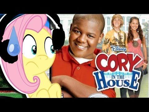 Fluttershy Plays Cory In The House 🍉 | Is This The Anime Version?