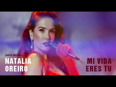 Tekst piosenki Natalia Oreiro - Mi vida eres tú po polsku