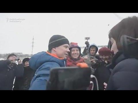 Ρωσία: Αποφυλακίστηκε ο Ιλντάρ Νταντίν