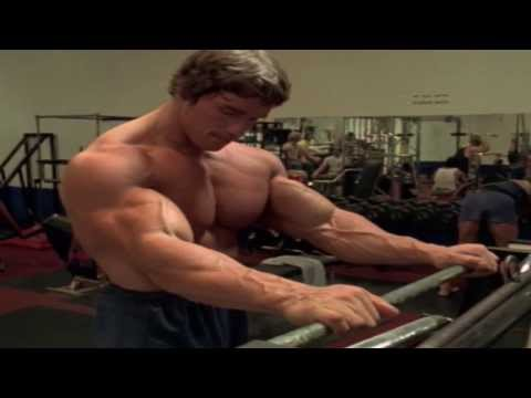 Arnold Schwarzenegger's Motivational Speech