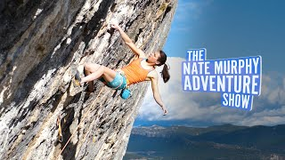 Witness ANAK VERHOVEN CRUSHING 9a+ 🧗+ Roofing Continues  |  NMAS 35 by Nate Murphy