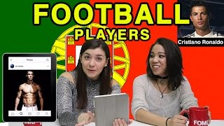 Video Like, DM, Unfollow: Football Players MP3, 3GP, MP4, WEBM, AVI, FLV Agustus 2019