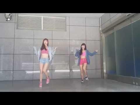 好辣!台灣小妞跳韓國超紅女團EXID 看完網友急需送醫
