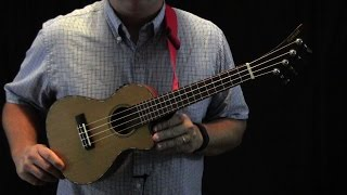 Namuai Cedar Ukulele Review