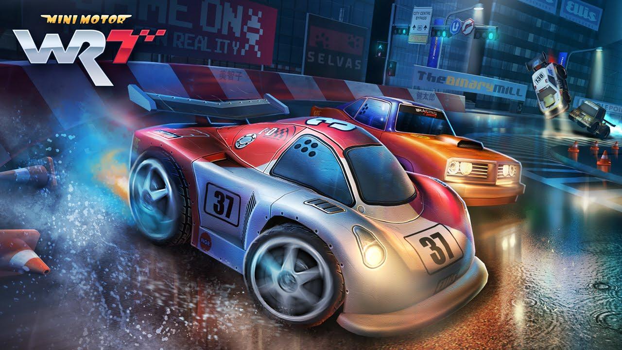 'Mini Motor Racing WRT' Announced, Original Goes Free for this Week
