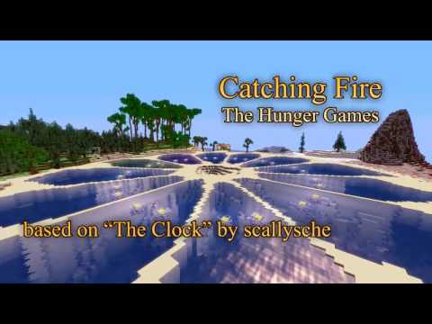 downloadable hunger games minecraft map