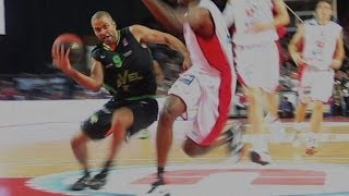 Tony Parker Lockout Highlights - ASVEL at Cholet