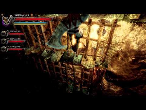 Core Blaze video game WalkThrough 3D Eastern Fantasy Action MMORPG - PC