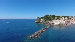 Sestri Levante Italy  city images : From the Air - Sestri Levante and Liguria, Italy - Phantom 4