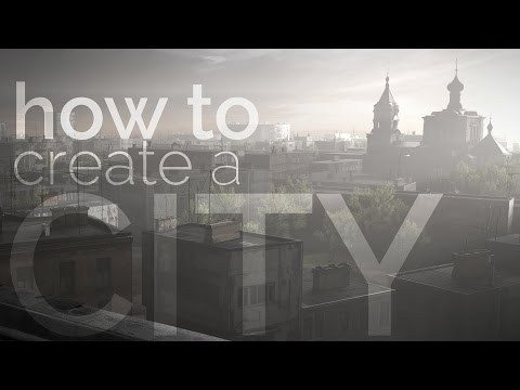 blender - http://creativeshrimp.com Come and watch How to Create a City, Covered with Fog in Blender. Fog part is for Silent Hill enthusiasts. City part is for everybo...
