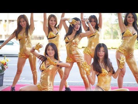 Hot Q Girls 熱舞 2 play我呸 Dr.Jolin 愛無赦(4K 2160p)@高雄橋頭四面佛[無限HD]