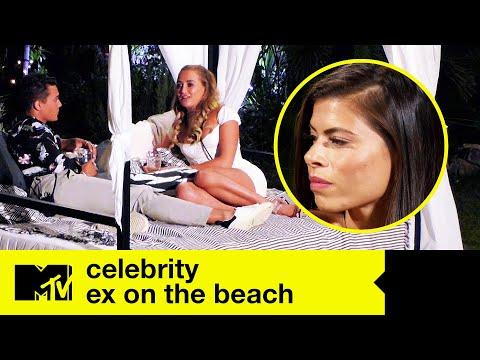 EP#13 SNEAK PEEK: MIC's Miles Makes A Move On TOWIE's Georgia   Celeb Ex On The Beach