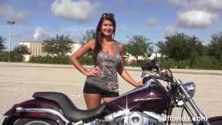 1. Used 2007 Harley Davidson Softail Deuce