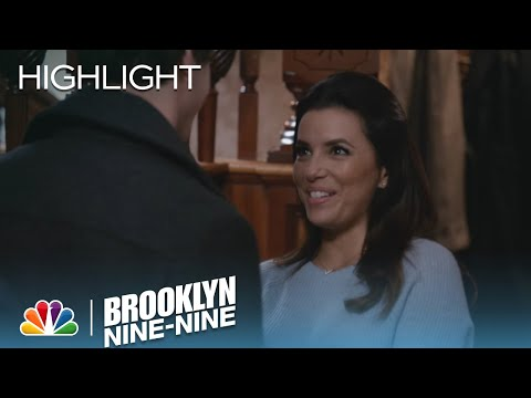 Brooklyn Nine-Nine 2.09 (Clip 'The Room of a Thousand Dolls')