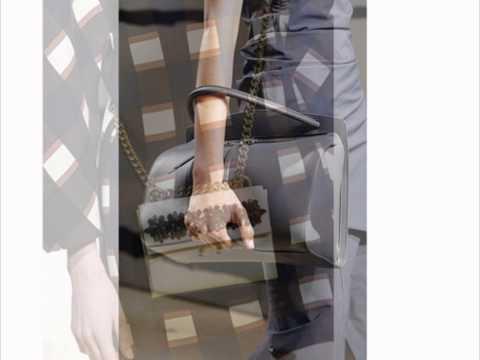 Самые красивые сумки из Миланской Недели Моды 2016/2017 г.