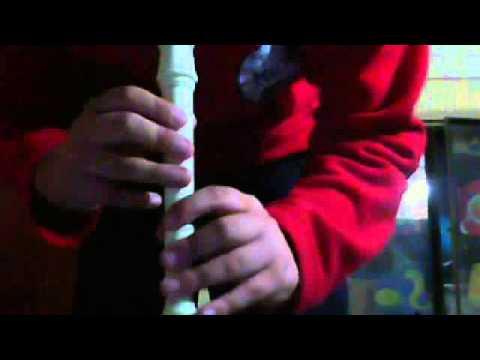 Todos juntos los jaivas en flauta dulce