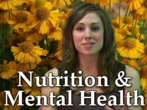Nutrition and Your Mental Health