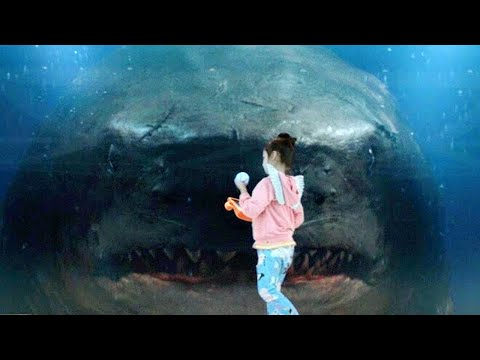 The Meg - Megalodon Is Watching Us Scene (2018) Movie Clip