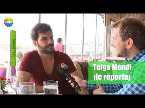 Tolga Mendi ile röportaj