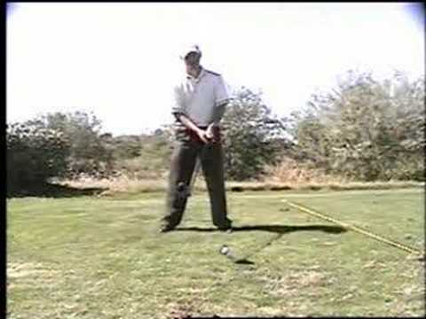 Golf Tips, Lessons, Instruction & Drills - Hitting A Driver