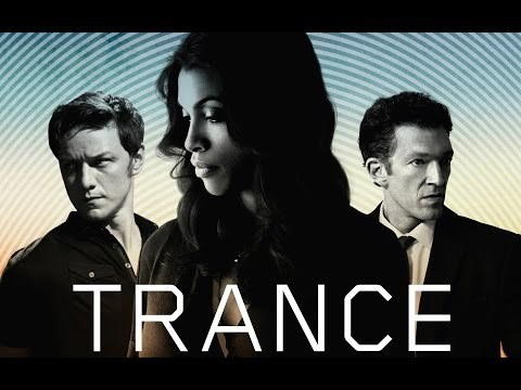 """Trance """"James McAvoy film"""" bluray UNBOXING"""
