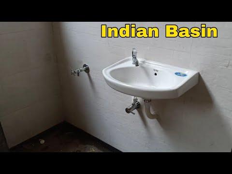 Wash Basin Fitting kayse Kare.