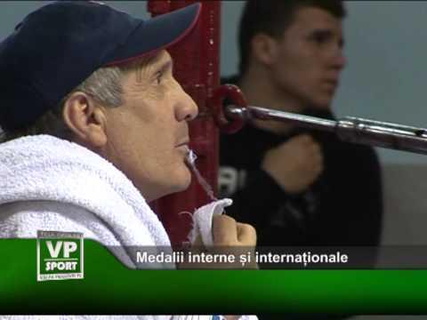 Medalii interne și internaționale