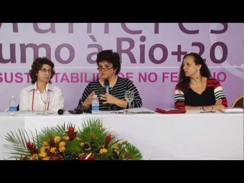 Mulheres rumo à Rio+20