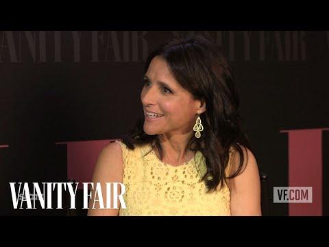 "Julia Louis-Dreyfus on ""Enough Said"" at TIFF 2013 - Vanity Fair"