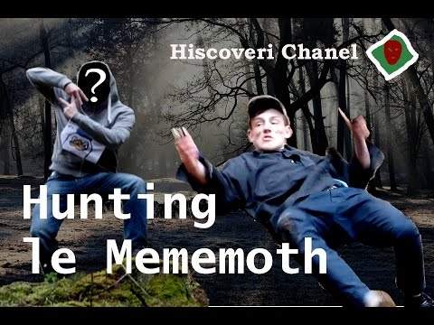 Hunting the legendary Mememoth – a Mango Movie