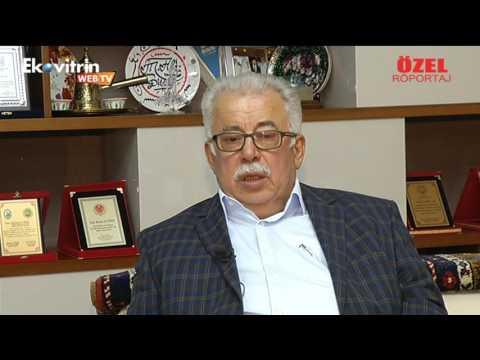 EKOVİTRİN WEB TV'YE MEHMET ALİ ATİKER'DEN ÖZEL RÖPORTAJ