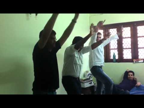 3 Guys dancing at G-Spot - Choreographed Comedy