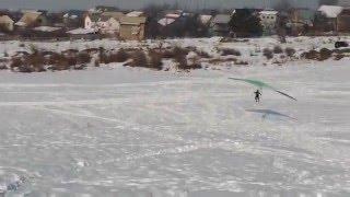 Зима на дельтадроме #7