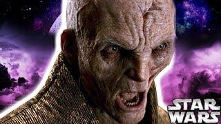 Video SNOKE DELETED SCENE REVEALED - Star Wars Explained MP3, 3GP, MP4, WEBM, AVI, FLV Maret 2018