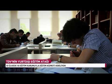 ''Diyanet Vakfın'dan Yurtdışı Eğitim Atağı''