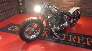1995y FXSTC EVO old bobber style17