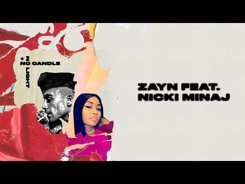 ZAYN /NICKI MINAJ - No Candle No Light