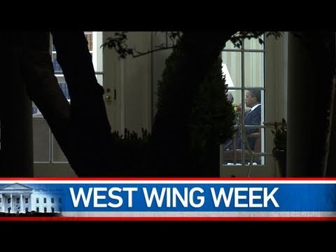 "West Wing Week: 4/8/11 or ""Windmills? Call Them Wind Turbines!"""