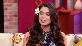 The Voice of 'Moana' Auli'i Cravalho on Being the First Polynesian Disney Princess Video