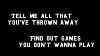 Video The All American Rejects - Dirty little secret (Lyrics) MP3, 3GP, MP4, WEBM, AVI, FLV Januari 2018