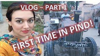 Video FIRST TIME IN PIND!🐮💩visiting Family in Punjab! Travel VLOG!🇮🇳🙏🏼❤️ MP3, 3GP, MP4, WEBM, AVI, FLV Oktober 2017
