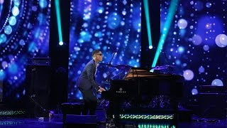 Sixteen-year-old Matthew Whitaker has performed around the world, at The Apollo, and now the incredibly talented pianist is here ...