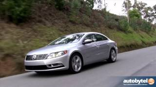 2013 Volkswagen CC Car Video Review