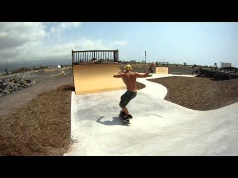 New Kailua-Kona Skatepark