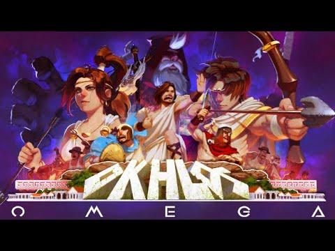 Okhlos: Sigma (by Devolver) IOS Gameplay Video (HD) видео