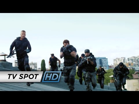 The Expendables 3 (TV Spot 'New Recruits')