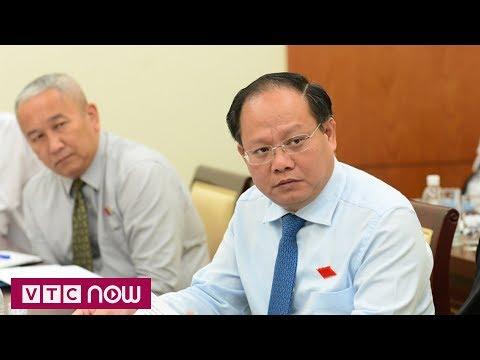 Yêu cầu kiểm điểm ông Tất Thành Cang vụ Tân Thuận | VTC1 - Thời lượng: 47 giây.