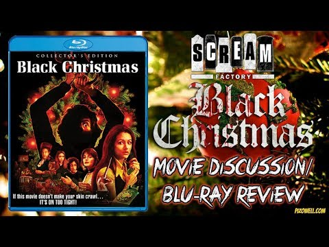BLACK CHRISTMAS (1974) - Movie Discussion/Blu-ray Review (Scream Factory)